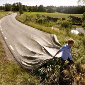 Snelwegen aanleggen – een simpele uitleg